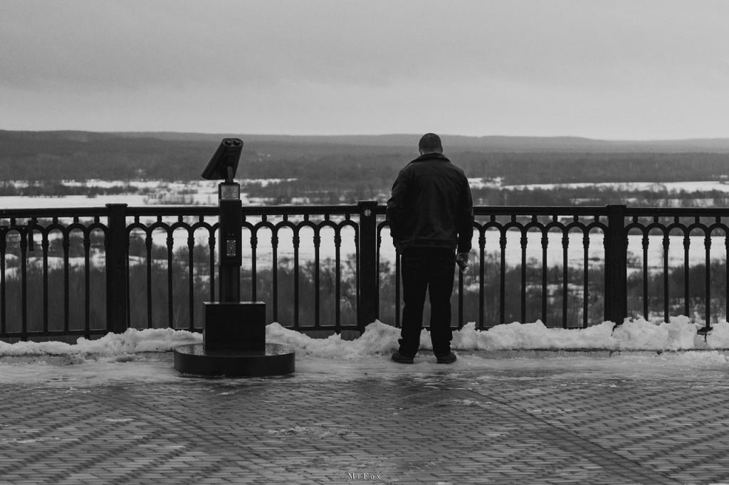 Владимир, зима