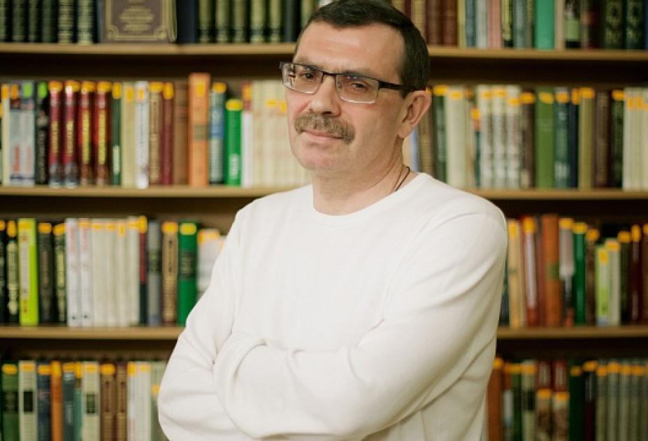 Встреча с Павлом Валерьевичем Басинским