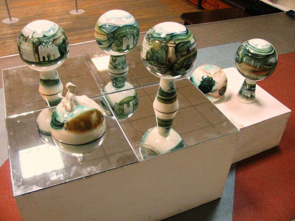 Выставки дипломных работ кафедры изобразительного искусства реставрации 24