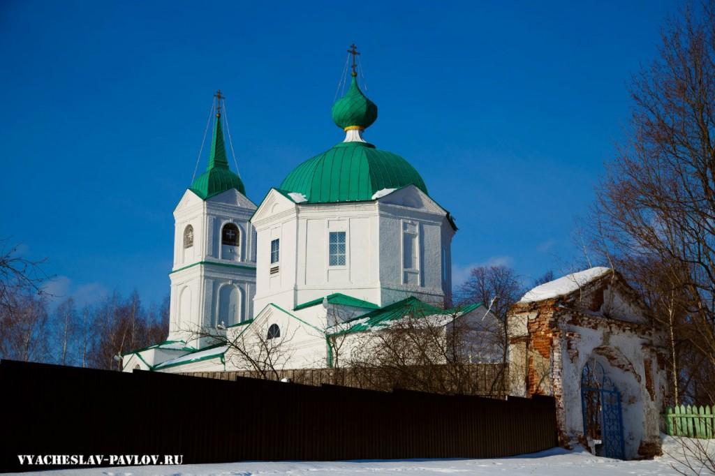 Вязники - Покровская церковь 01