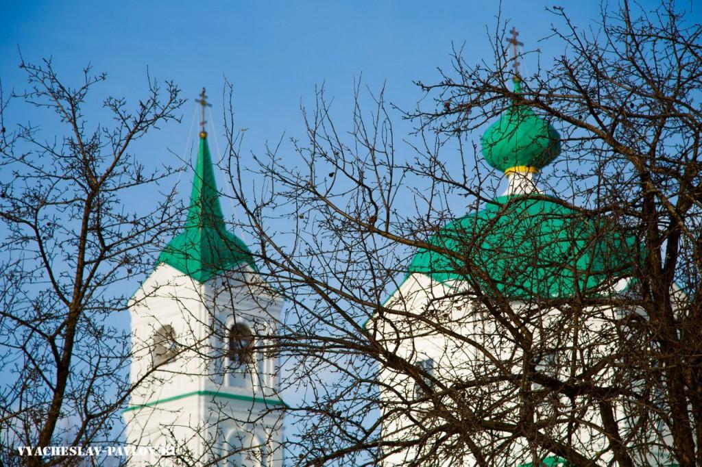 Вязники - Покровская церковь 02