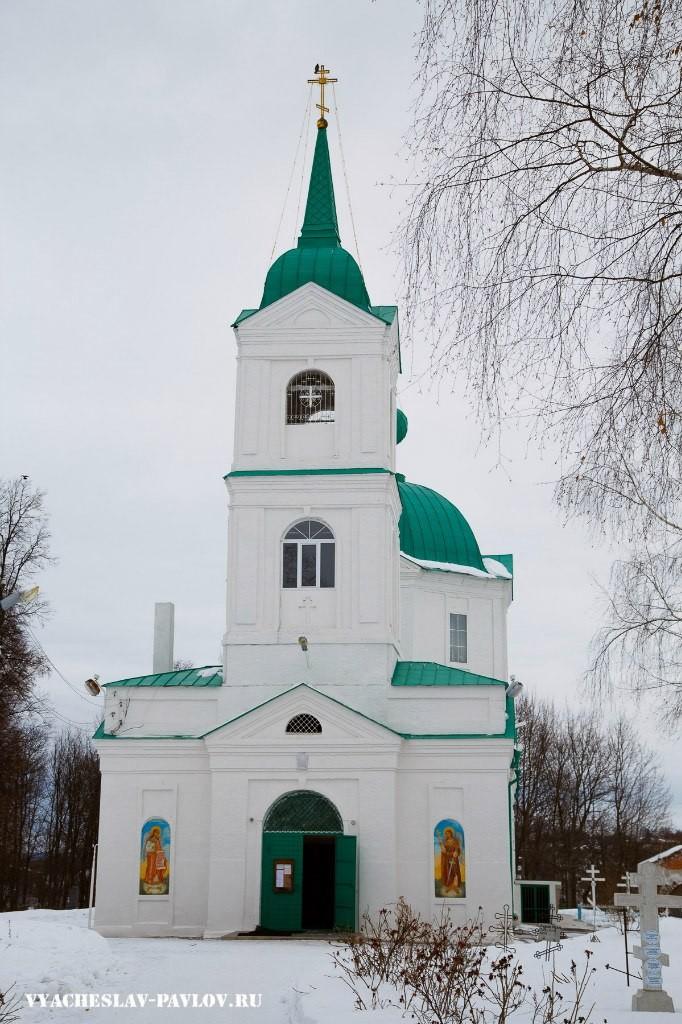Вязники - Покровская церковь 03