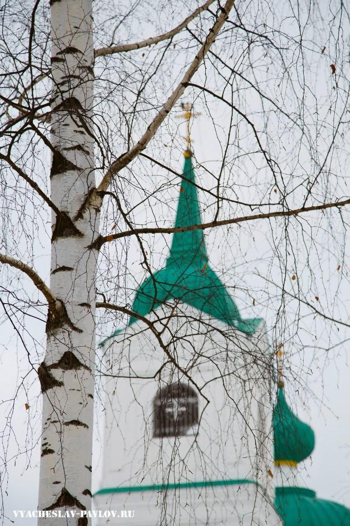 Вязники - Покровская церковь 04