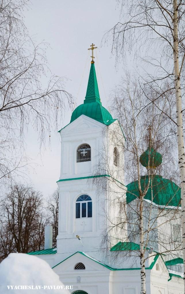 Вязники - Покровская церковь 05