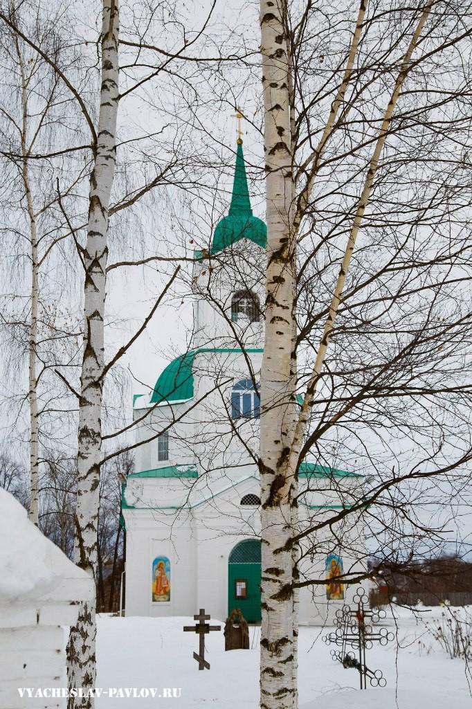 Вязники - Покровская церковь 07