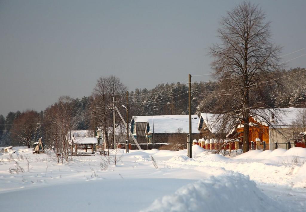 Деревня Медынцево Ковровского района 03