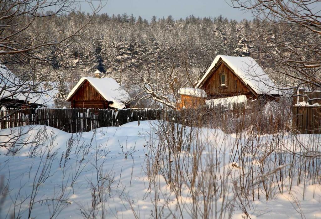 Деревня Медынцево Ковровского района 04