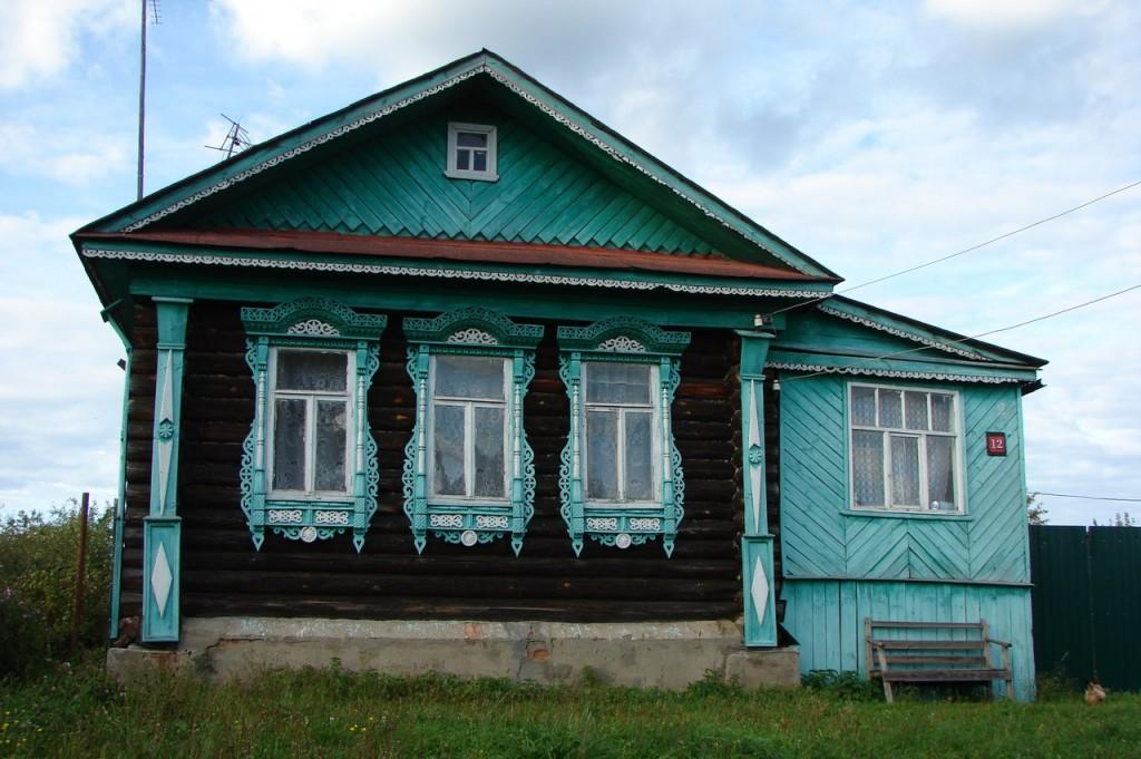 Деревня Федосеиха Вязниковский район 02