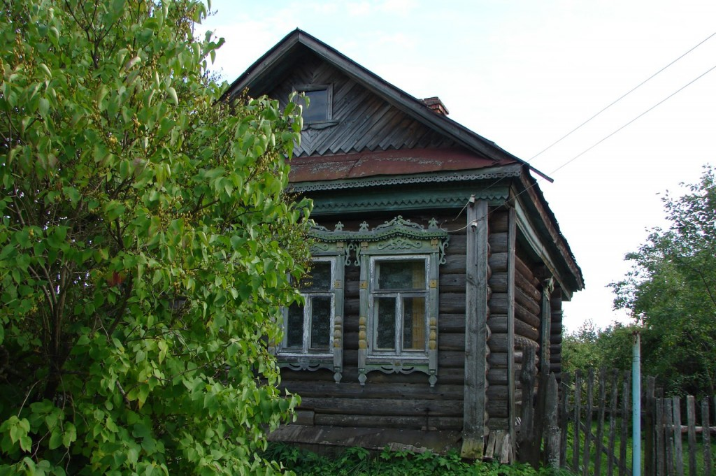 Деревня Федосеиха Вязниковский район 03