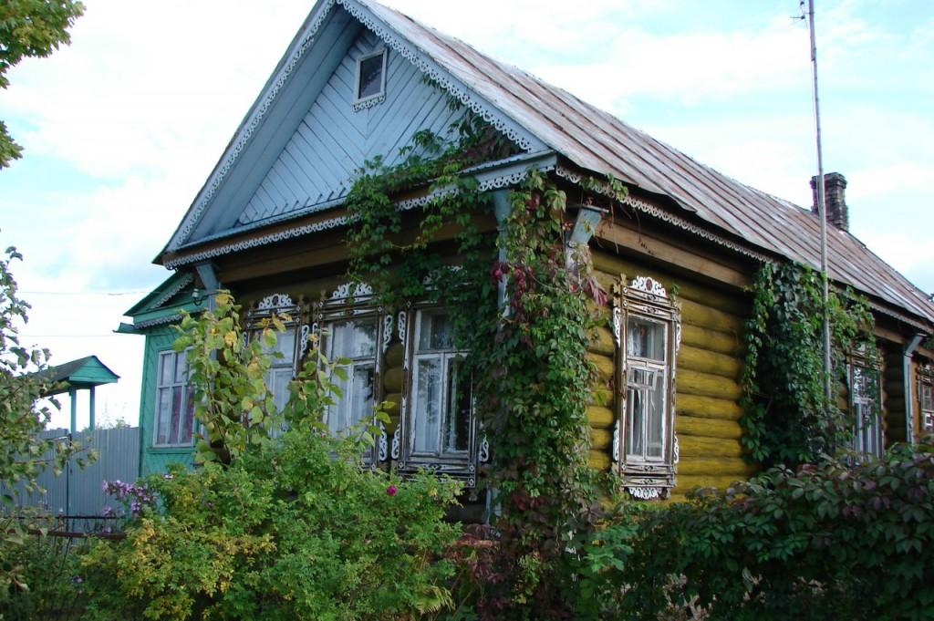 Деревня Федосеиха Вязниковский район 05