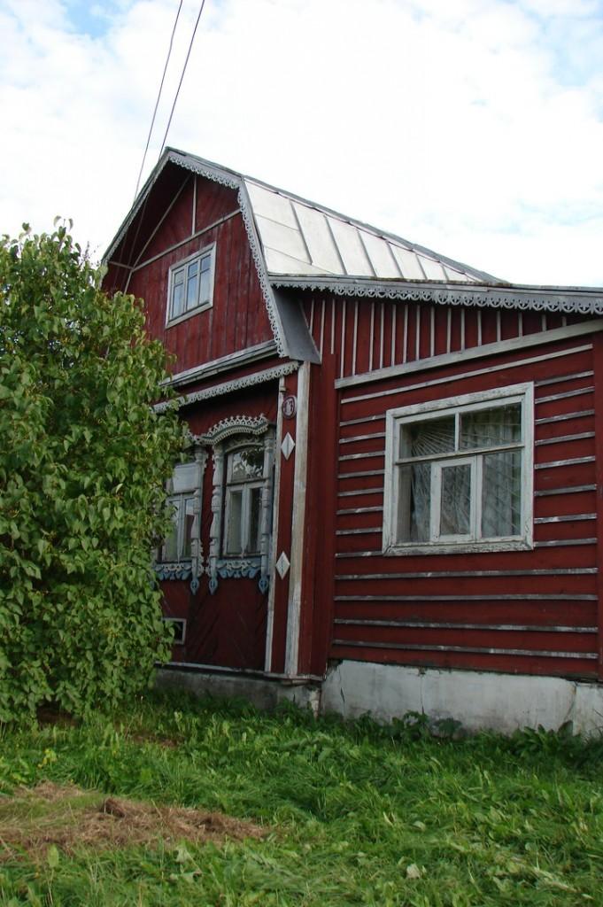 Деревня Федосеиха Вязниковский район 07