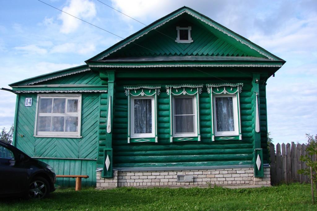 Деревня Федосеиха Вязниковский район 09