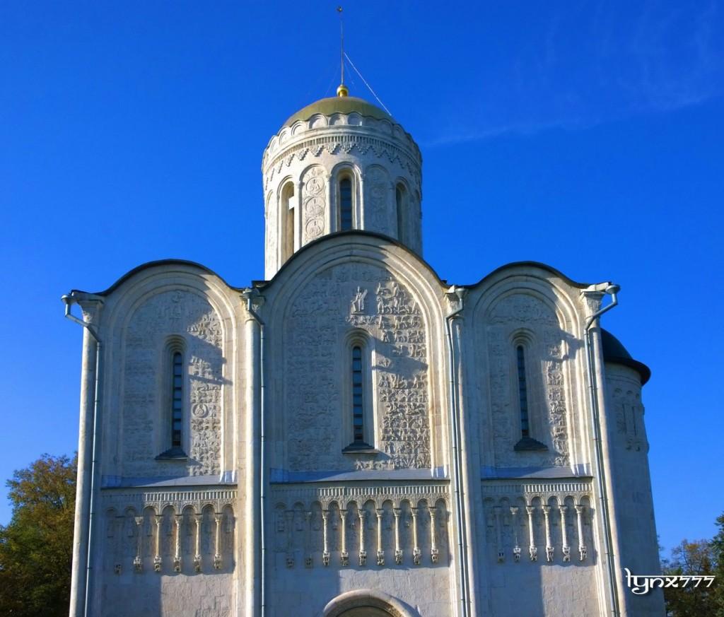 Дмитриевский собор во Владимире 05