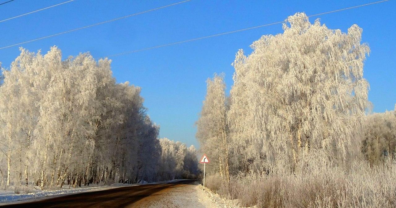 Дорога на Мстёру из Вязников 01
