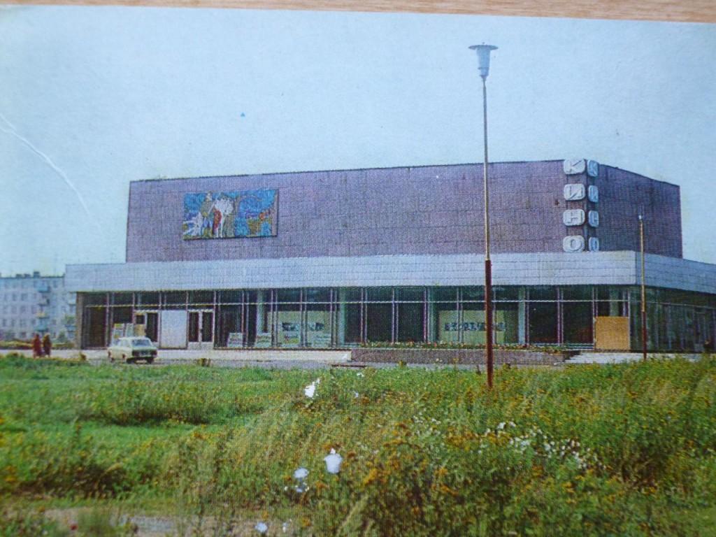 Здание бывшего кинотеатра «30 лет Победы» - Муром