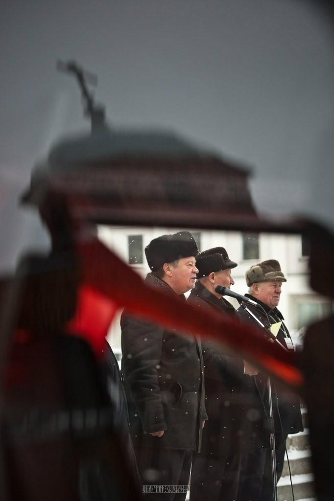 КПРФ. Всероссийская акция протеста 6 февраля 13