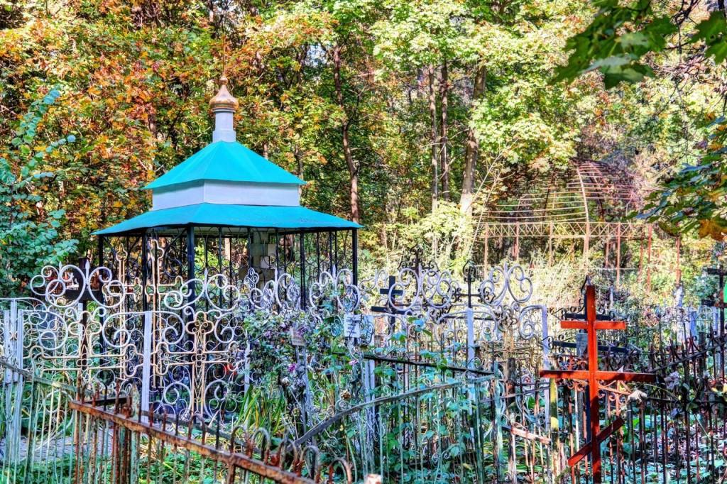 Князь-Владимирское (Старое Городское) кладбище 03