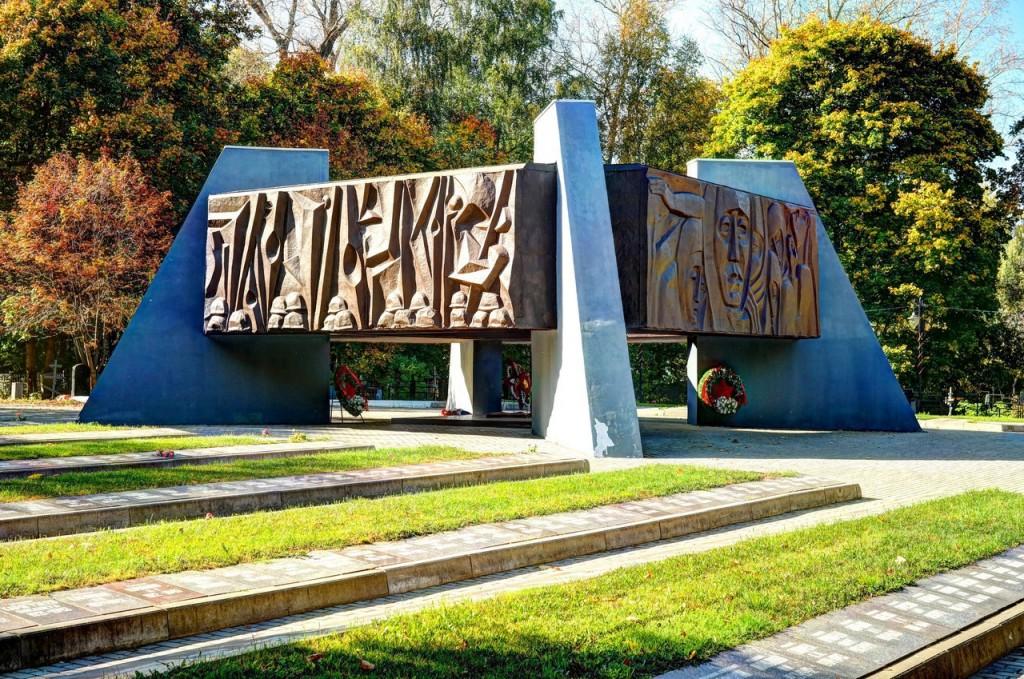 Князь-Владимирское (Старое Городское) кладбище 06