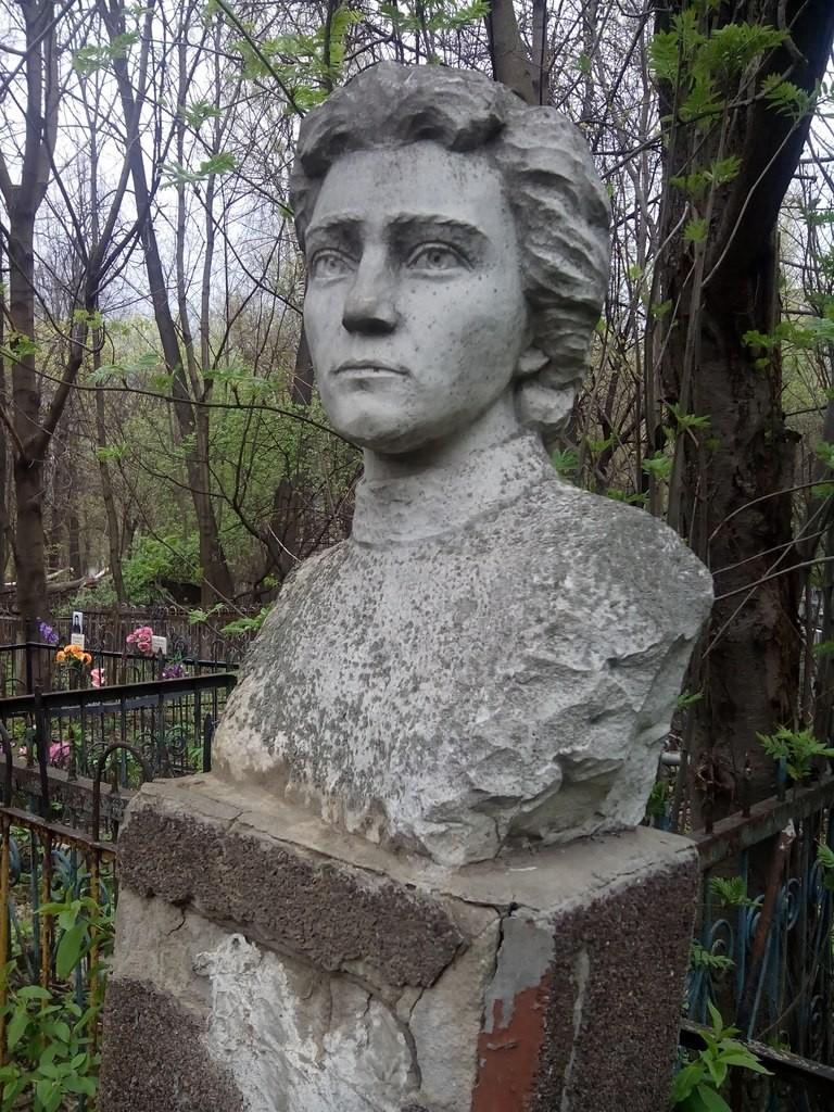 Князь-Владимирское кладбище во Владимире. Обзор Кирилла Климова 02