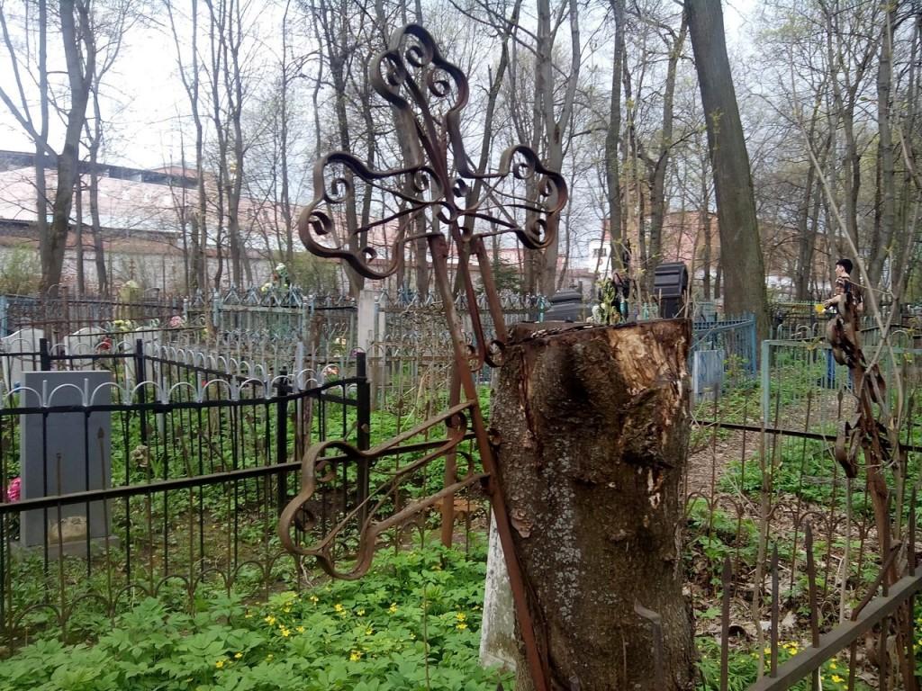 Князь-Владимирское кладбище во Владимире. Обзор Кирилла Климова 05