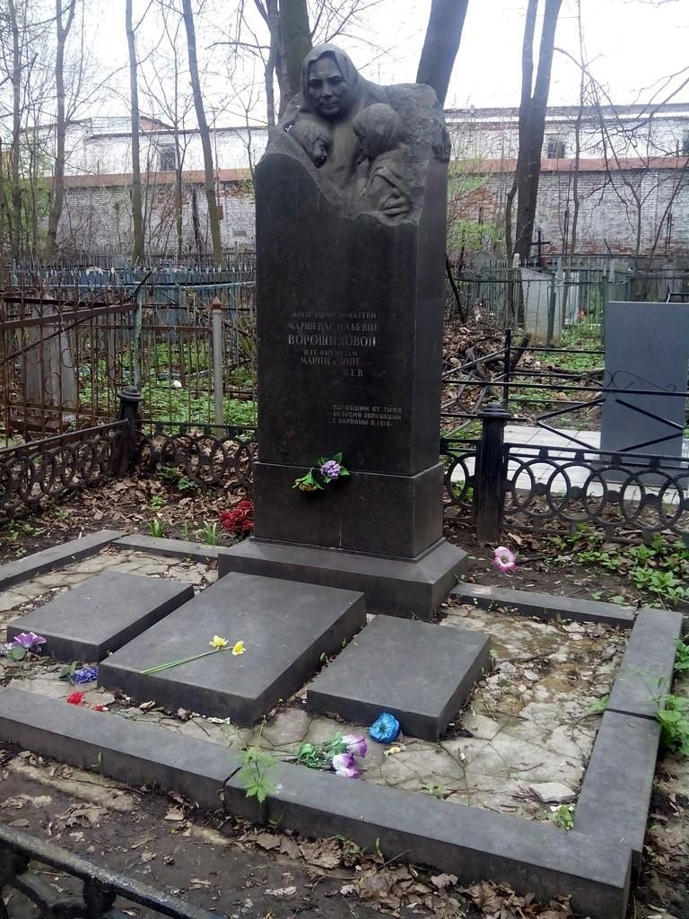 Князь-Владимирское кладбище во Владимире. Обзор Кирилла Климова 06