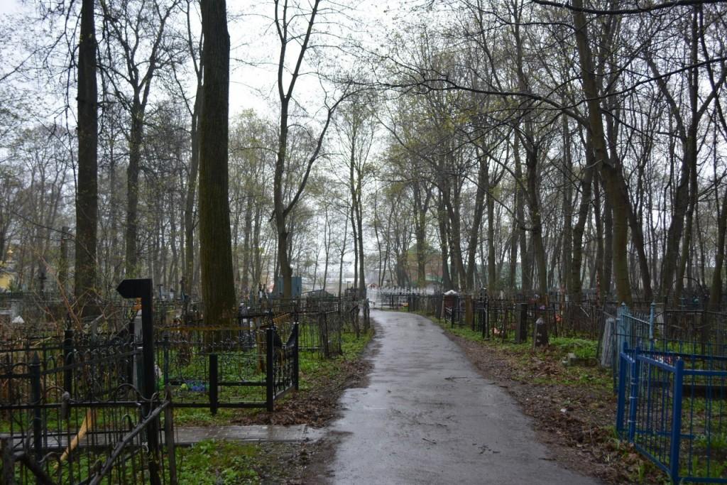 Князь-Владимирское кладбище во Владимире. Обзор Кирилла Климова 10