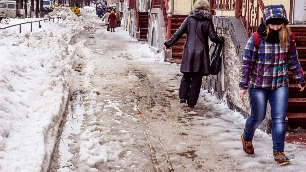 Ковров-today (Серия Ужасы Нашего Городка от Александра Каменского) 03