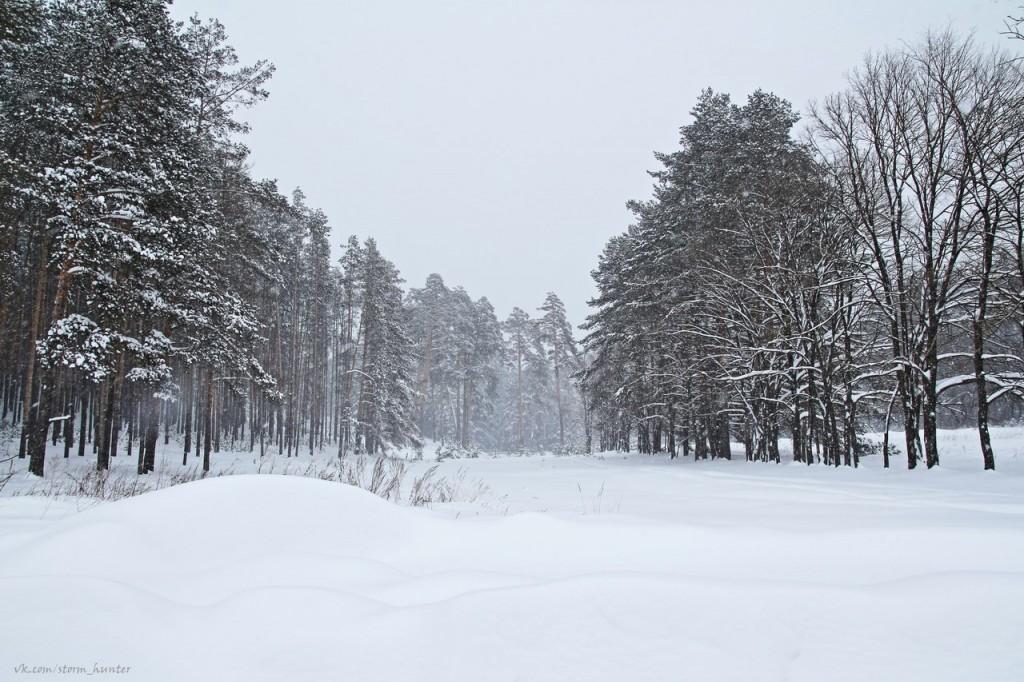 Красоты зимнего Коврова от Михаила Смирнова 04