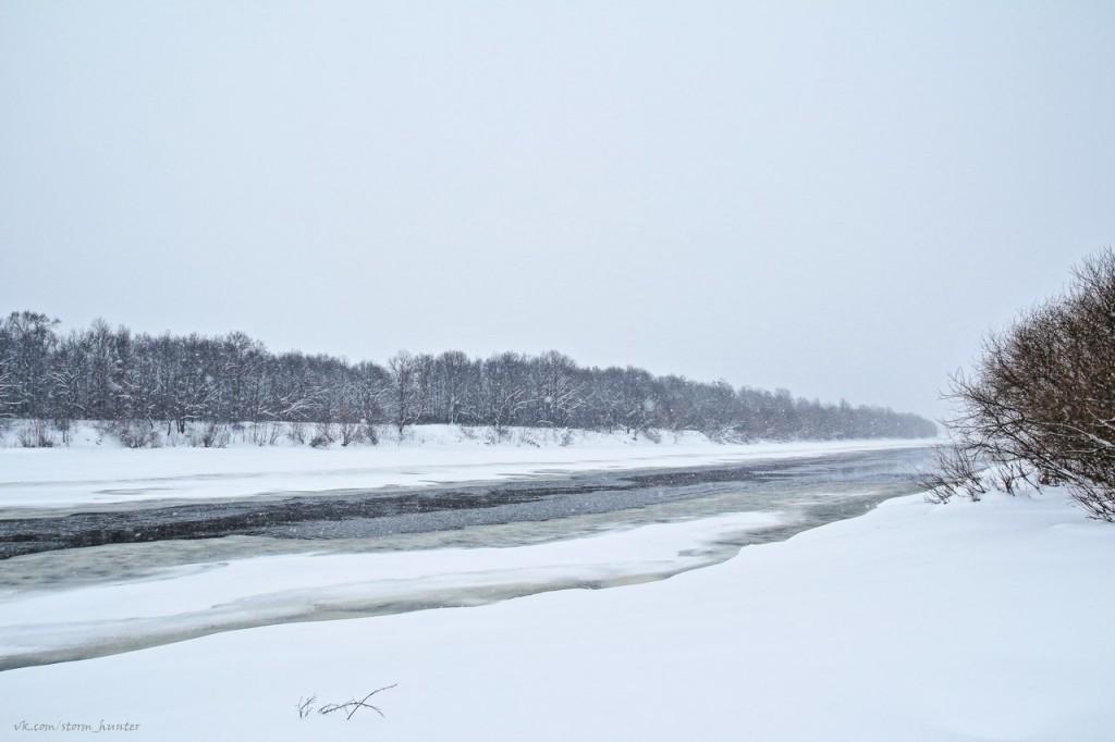 Красоты зимнего Коврова от Михаила Смирнова 05