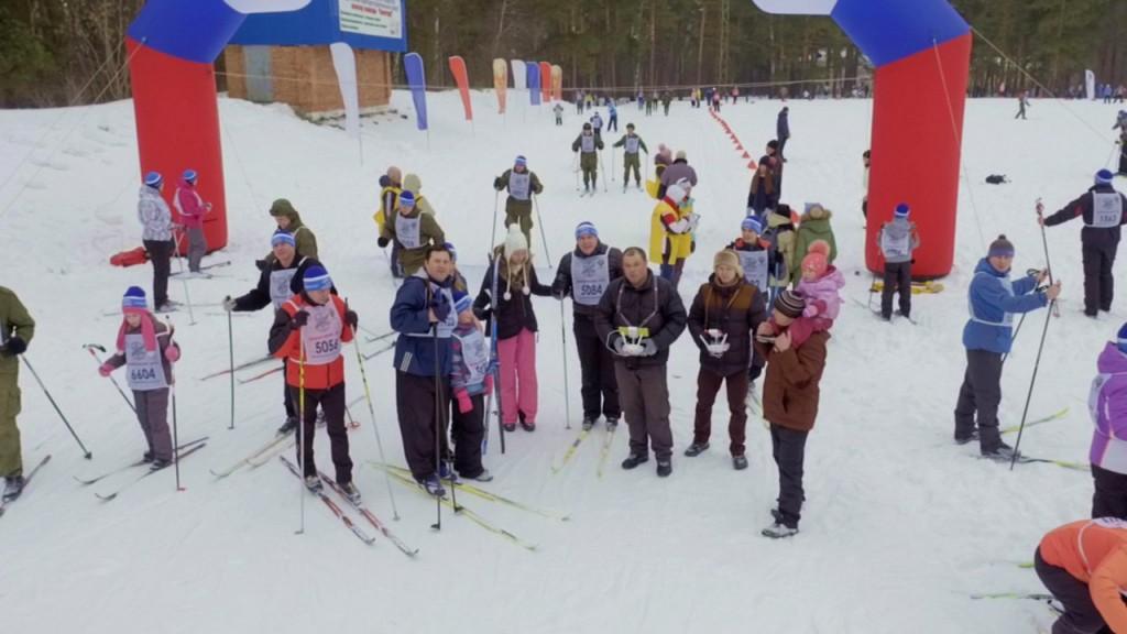 Лыжня России в Муроме 03
