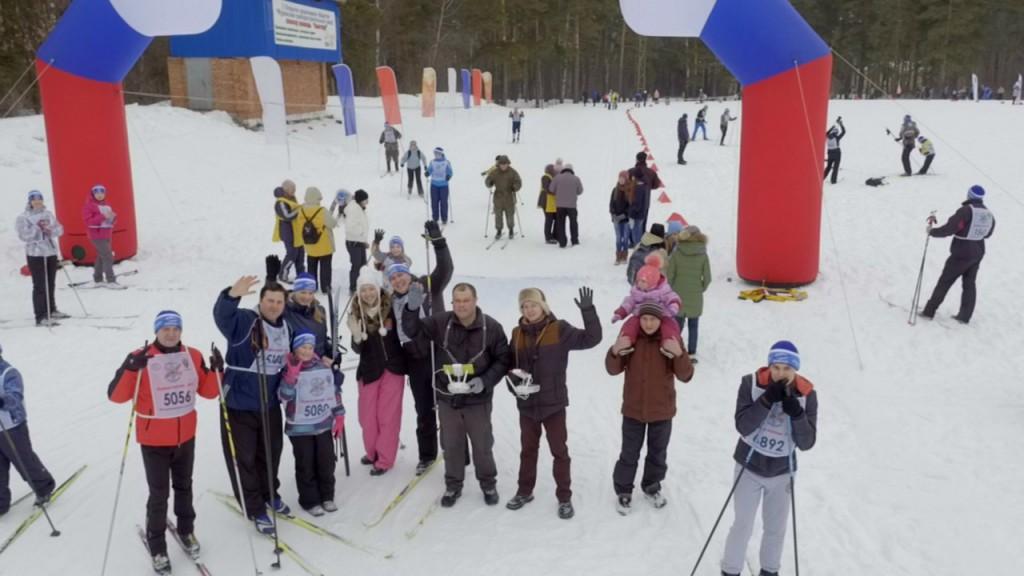 Лыжня России в Муроме 04