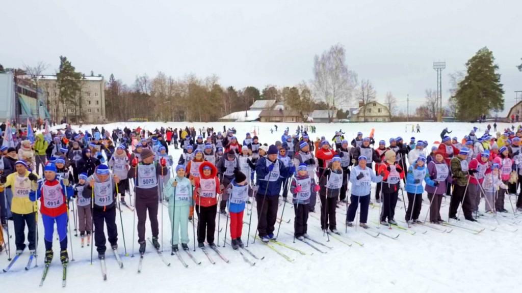 Лыжня России в Муроме 05