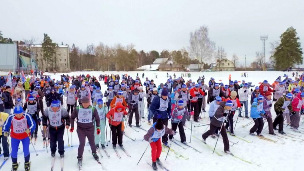 Лыжня России в Муроме 06