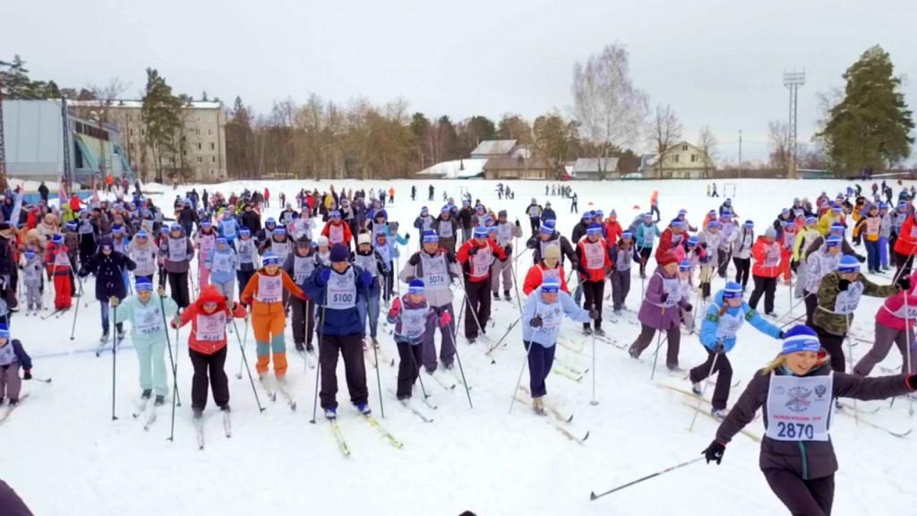 Лыжня России в Муроме 08