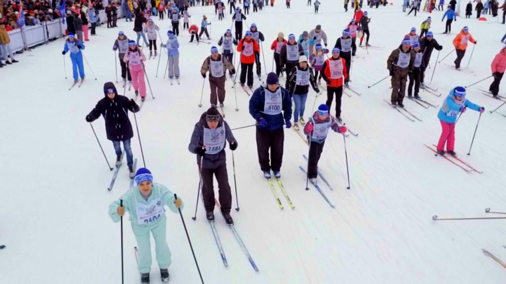 Лыжня России в Муроме 09