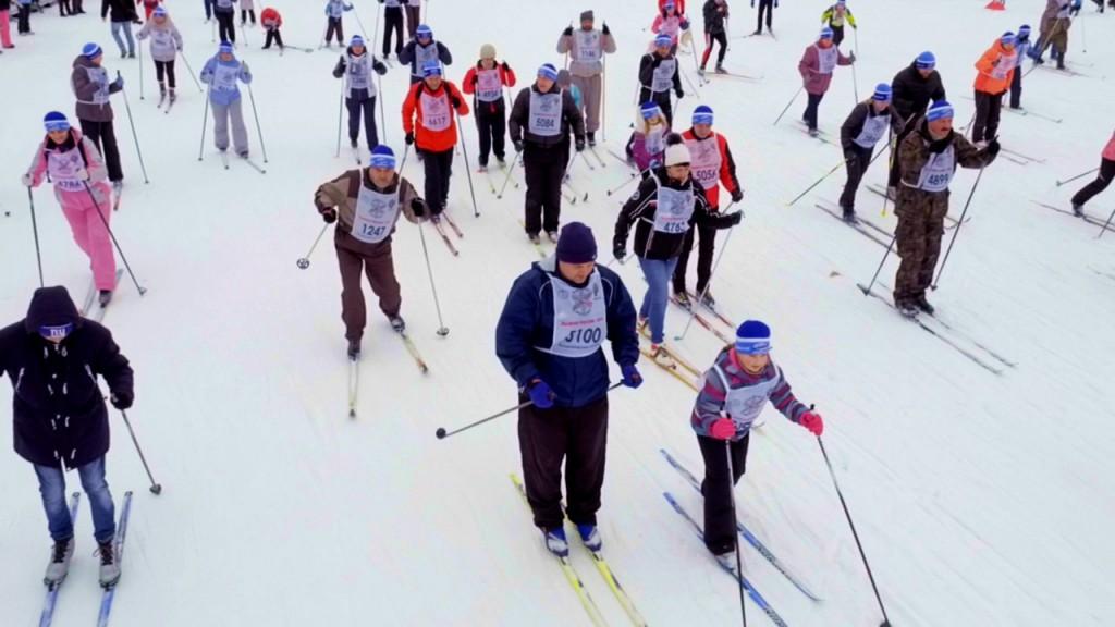 Лыжня России в Муроме 10
