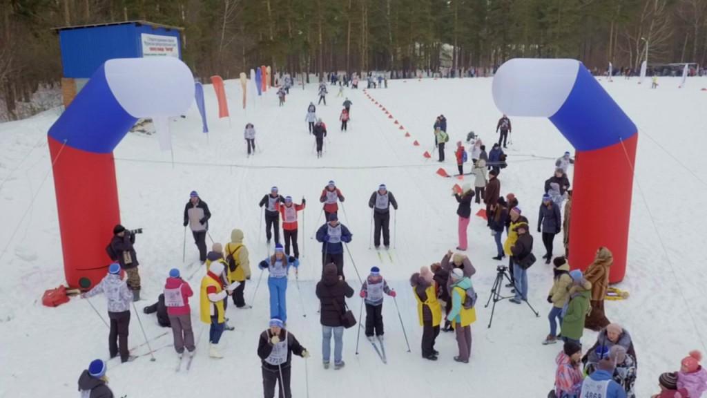 Лыжня России в Муроме 12