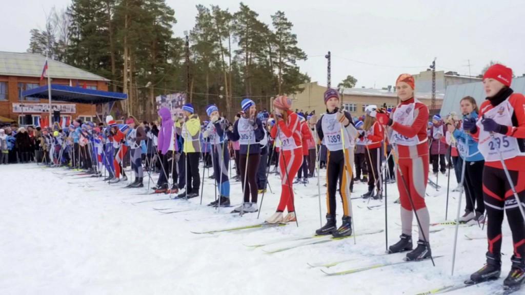 Лыжня России в Муроме 19