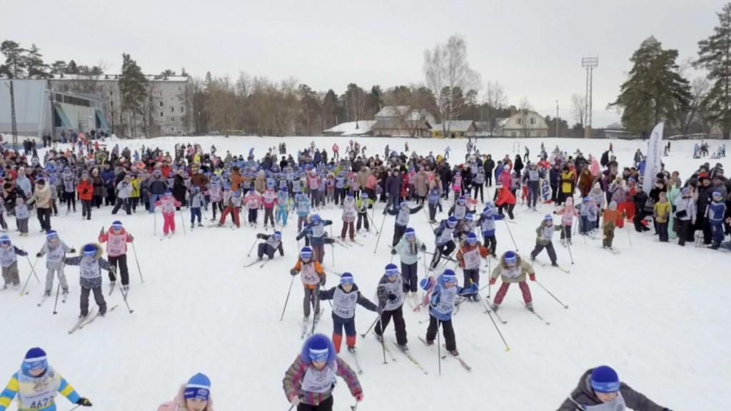 Лыжня России в Муроме 21