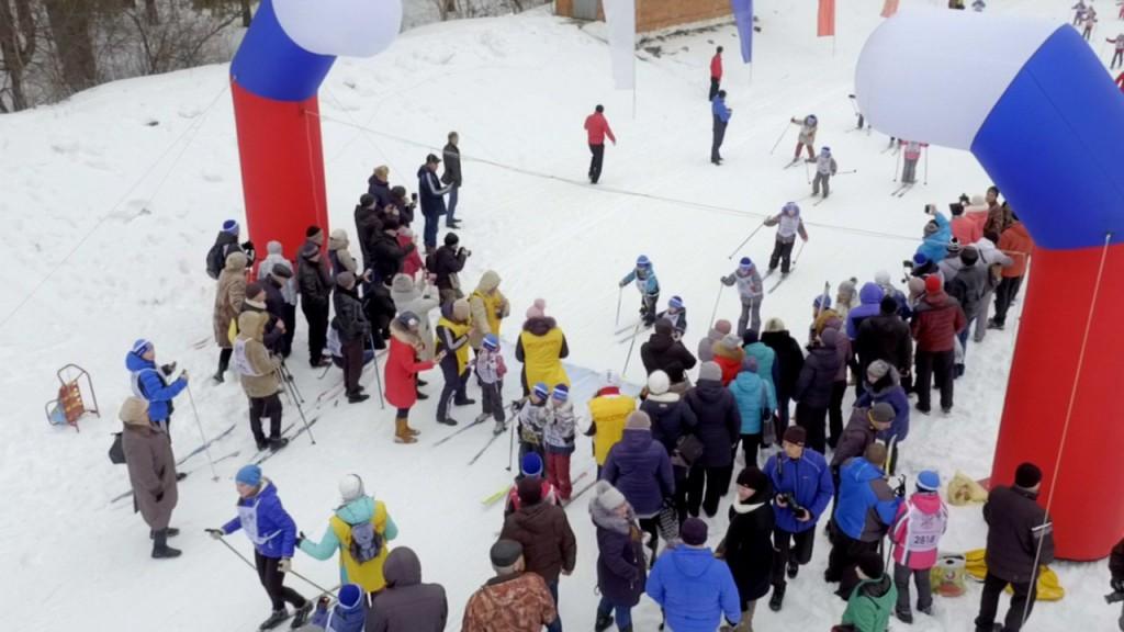 Лыжня России в Муроме 22