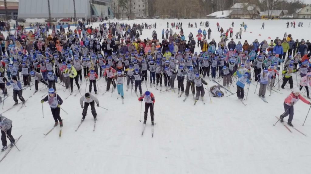 Лыжня России в Муроме 24