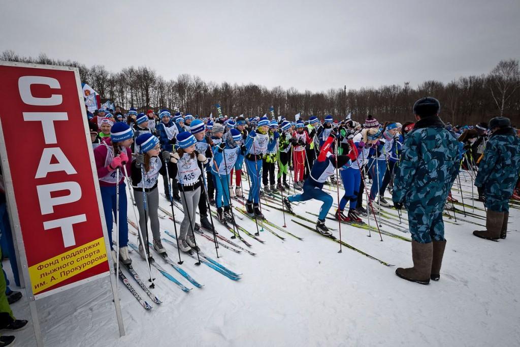 Лыжня России 2016, Владимир 01