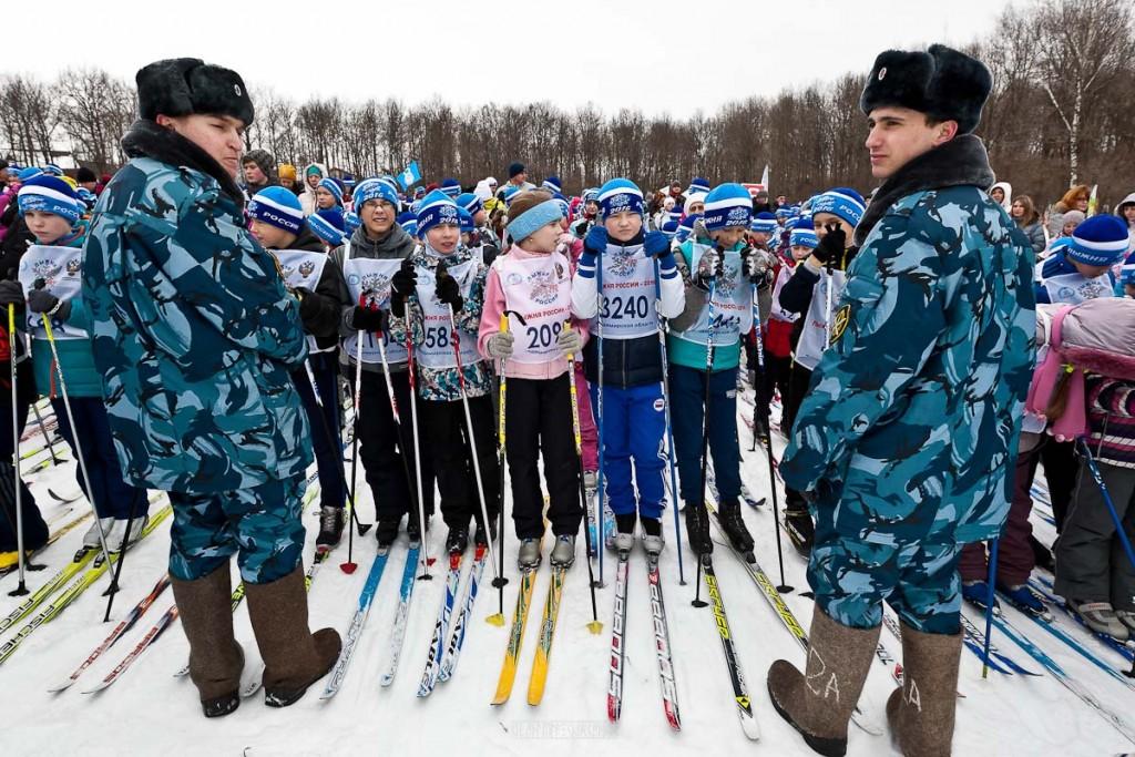 Лыжня России 2016, Владимир 09
