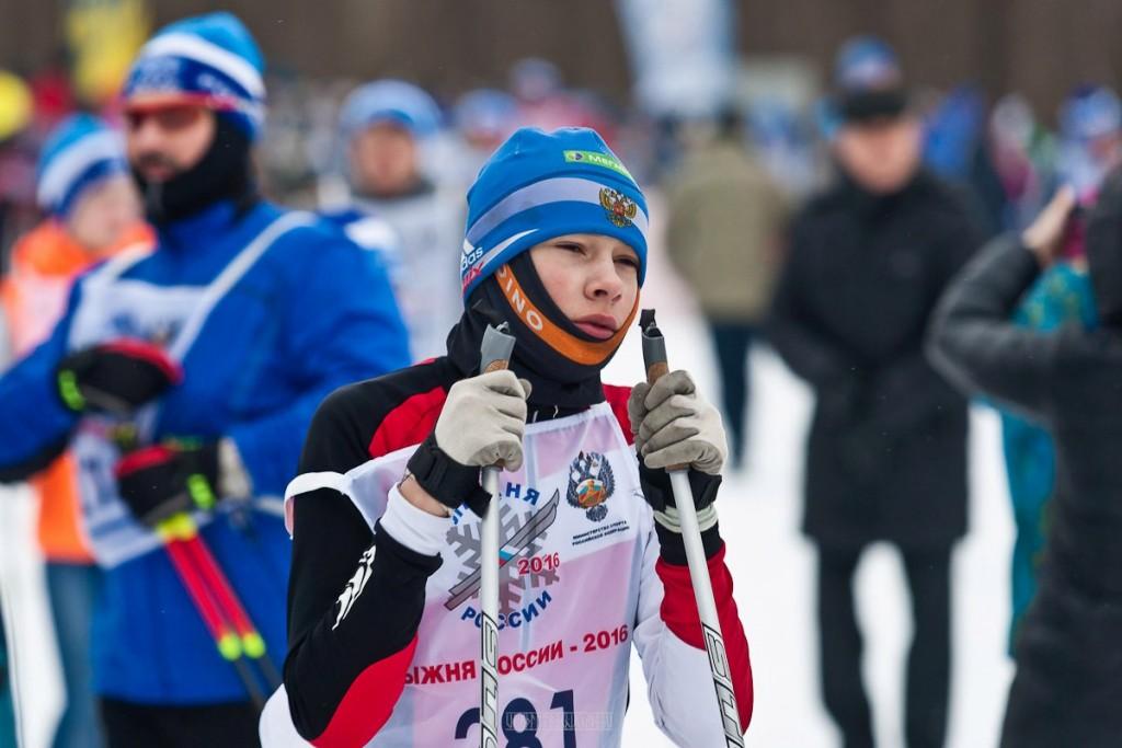 Лыжня России 2016, Владимир 13