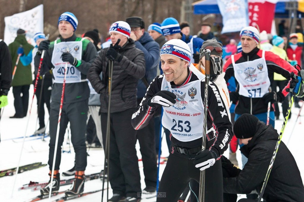 Лыжня России 2016, Владимир 17
