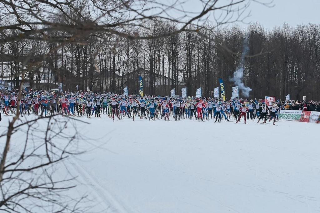 Лыжня России 2016, Владимир 18