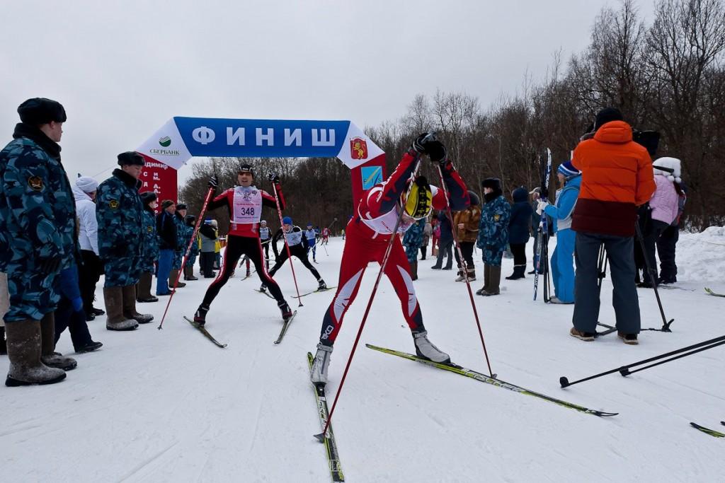 Лыжня России 2016, Владимир 21