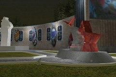 Монумент воинам-интернационалистам в Красной Горбатке