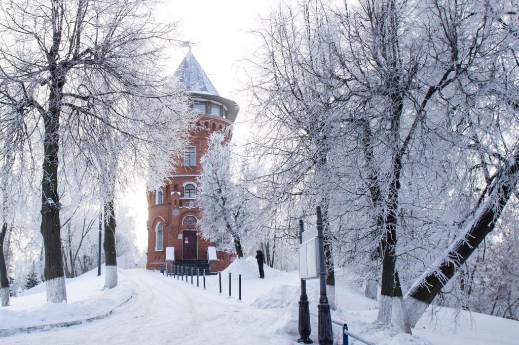 Мороз. Зима. Красота. Владимир 02