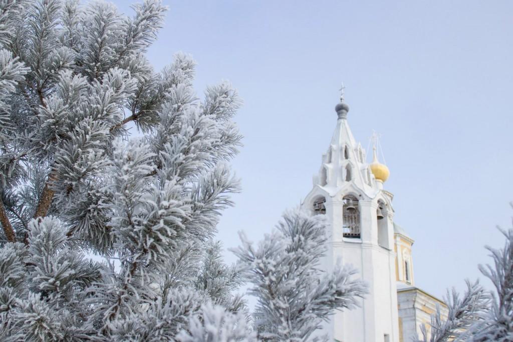 Мороз. Зима. Красота. Владимир 03